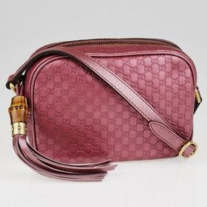 Guccissima Sunshine Disco Crossbody 866100